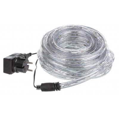 Tubo Luminoso 10m 300 Led Bianco Est