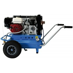Motocompressore Air Power Forza7 Twin Lt. 22 per scuotitori