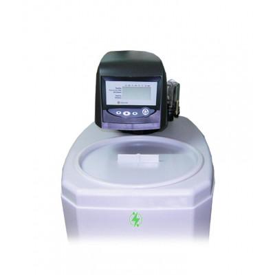 Addolcitore Acqua Miami 15 lt Resina Cabinato con Valvola Autotrol 255/760 Automatico Volume-Tempo