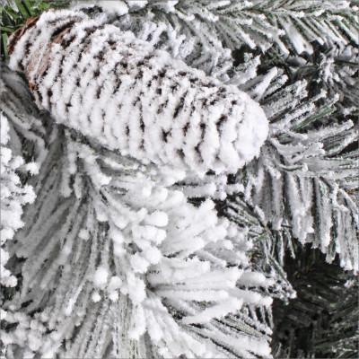 Albero di Natale Newark h210-1272 rami