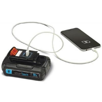 Batteria B+D Smart Tech BL 1518 ST