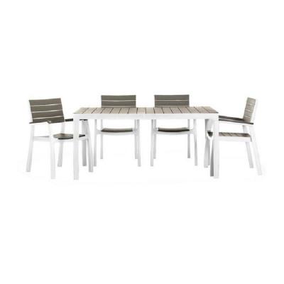 Set tavolo da giardino in...