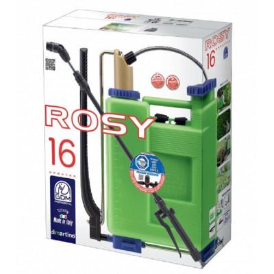 Pompa a spalla GDM Rosy 16 con pompante in ottone